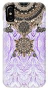 Wave And Jewels IPhone Case