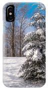 Winter Delight IPhone Case