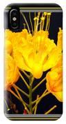 Yellow Flower IPhone Case