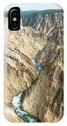 Yellowstone Canyon IPhone Case