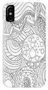 Zendoodle Design IPhone Case