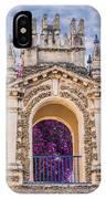 Alcazar Of Seville - Seville Spain IPhone Case