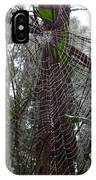 Australia - Molecules Of Water On A Web IPhone Case