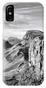 The Quiraing IPhone Case
