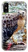 2005-hawk And Snake IPhone Case