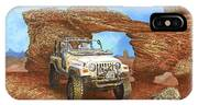 2005 Jeep Rubicon 4 Wheeler IPhone Case