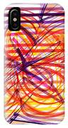 2007 Abstract Drawing 2 IPhone Case