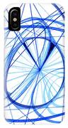 2007 Abstract Drawing 3 IPhone Case