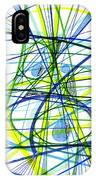 2007 Abstract Drawing 5 IPhone Case