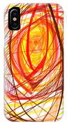 2007 Abstract Drawing 8 IPhone Case