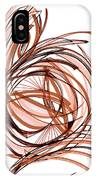 2010 Abstract Drawing Six IPhone Case