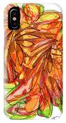 2010 Abstract Drawing Ten IPhone Case