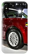 2013 Ford Flex Sel IPhone Case