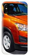 2015 Chevrolet Trax No 1 IPhone Case