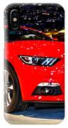 2015 Ford Mustang Coupe I4 Premium IPhone Case