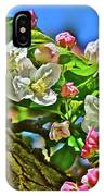 2016 Early May King Arthur Crabapple IPhone Case