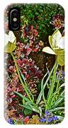 2016 Early May Side Garden Delight IPhone Case