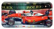 2016 Ferrari Sf16-h Vettel Monaco Gp  IPhone X Case