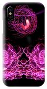 201606040-039b Bowl Of Fireworks 4x5 IPhone Case