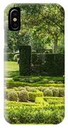 201707040-001 Seated Woman Statue 4x5 IPhone Case