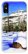 #202 Donner Summit IPhone Case