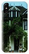 20th Century Mansion IPhone Case