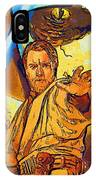 Star Wars Galactic Heroes Poster IPhone Case