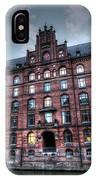 Hamburg Germany IPhone Case
