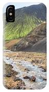 Landmannalaugar - Iceland IPhone Case
