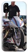 Man Cup 08 2016 By Jt IPhone Case