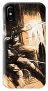 Star Wars Heroes Art IPhone Case