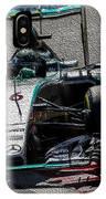 Formula 1 Monza IPhone Case