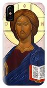 jesus Christ Son Of God IPhone Case