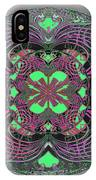 2451 Mandala A IPhone Case