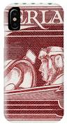 Old Dutch Postage Stamp IPhone Case
