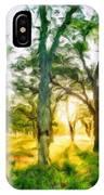 Nature Art Landscape IPhone Case