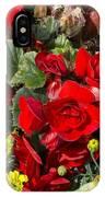 ,, Flowers ,, IPhone Case