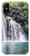Plitvice Lakes National Park Croatia IPhone Case