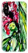The Divine Flower IPhone Case