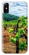 2638- Coffaro Vineyard IPhone Case