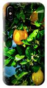 2644- Lemon Tree IPhone Case