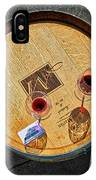 2698- Mauritson Wines IPhone Case