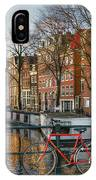 274 Amsterdam IPhone Case