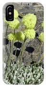 2da5927-dc Sulpher Flower IPhone Case