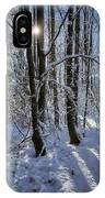 A Winter's Tale IPhone Case