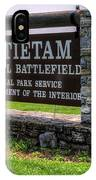 Antietam Battlefield National Park  IPhone Case