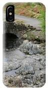 Ashness Stone Packhorse Bridge, Lake District National Park IPhone Case