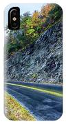 Autumn Colors In The Blue Ridge Mountains IPhone Case