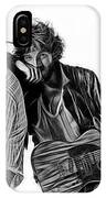 Bruce Springsteen Clarence Clemons Collection IPhone Case