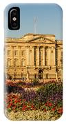 Buckingham Palace, London, Uk. IPhone Case
